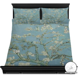 Apple Blossoms (Van Gogh) Duvet Cover Set