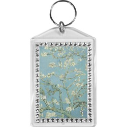 Apple Blossoms (Van Gogh) Bling Keychain