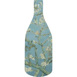 Apple Blossoms (Van Gogh) Bottle Shaped Cutting Board