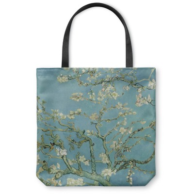 Almond Blossoms (Van Gogh) Canvas Tote Bag