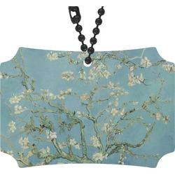 Apple Blossoms (Van Gogh) Rear View Mirror Ornament