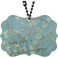 Apple Blossoms (Van Gogh) Rear View Mirror Charm