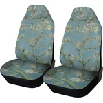 Almond Blossoms (Van Gogh) Car Seat Covers (Set of Two)