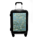 Almond Blossoms (Van Gogh) Carry On Hard Shell Suitcase