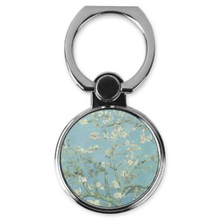 Almond Blossoms (Van Gogh) Cell Phone Ring Stand & Holder