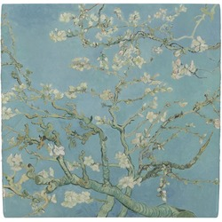 Apple Blossoms (Van Gogh) Ceramic Tile Hot Pad