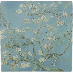 Almond Blossoms (Van Gogh) Ceramic Tile Hot Pad