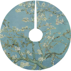 Apple Blossoms (Van Gogh) Tree Skirt