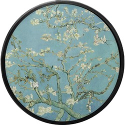 Apple Blossoms (Van Gogh) Round Trailer Hitch Cover