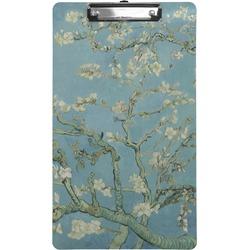 Apple Blossoms (Van Gogh) Clipboard (Legal Size)