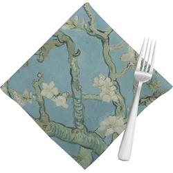 Apple Blossoms (Van Gogh) Cloth Napkins (Set of 4)