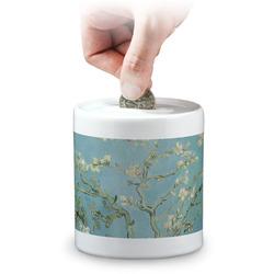 Apple Blossoms (Van Gogh) Coin Bank