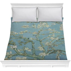 Apple Blossoms (Van Gogh) Comforter