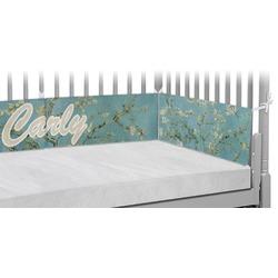 Apple Blossoms (Van Gogh) Crib Bumper Pads