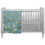 Almond Blossoms (Van Gogh) Crib Comforter / Quilt