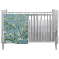 Apple Blossoms (Van Gogh) Crib Comforter / Quilt