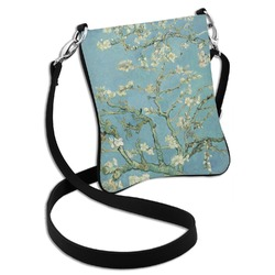 Almond Blossoms (Van Gogh) Cross Body Bag - 2 Sizes