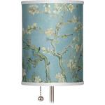 "Apple Blossoms (Van Gogh) 7"" Drum Lamp Shade"