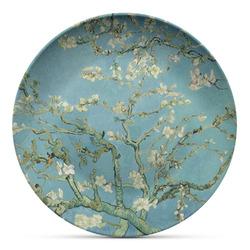Almond Blossoms (Van Gogh) Microwave Safe Plastic Plate - Composite Polymer
