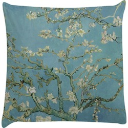 Apple Blossoms (Van Gogh) Decorative Pillow Case