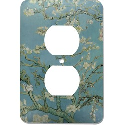 Almond Blossoms (Van Gogh) Electric Outlet Plate