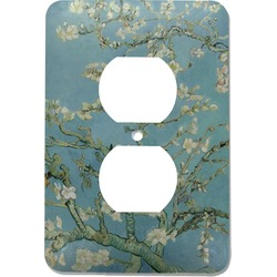 Apple Blossoms (Van Gogh) Electric Outlet Plate