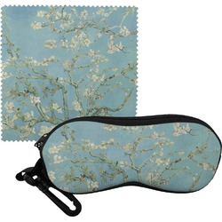 Apple Blossoms (Van Gogh) Eyeglass Case & Cloth