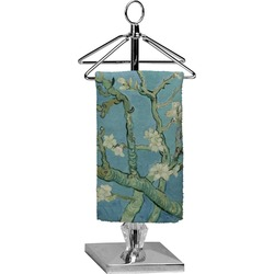Apple Blossoms (Van Gogh) Finger Tip Towel - Full Print