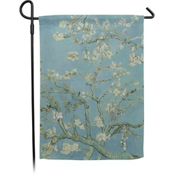 Apple Blossoms (Van Gogh) Garden Flag