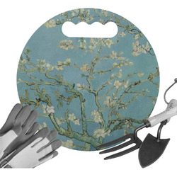 Apple Blossoms (Van Gogh) Gardening Knee Cushion