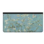 Apple Blossoms (Van Gogh) Genuine Leather Checkbook Cover