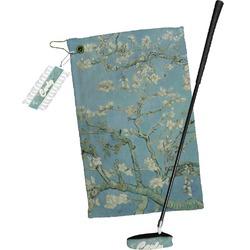 Almond Blossoms (Van Gogh) Golf Towel Gift Set