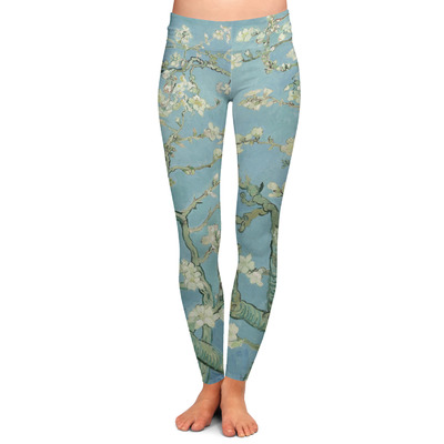 Almond Blossoms (Van Gogh) Ladies Leggings