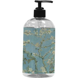 Apple Blossoms (Van Gogh) Plastic Soap / Lotion Dispenser