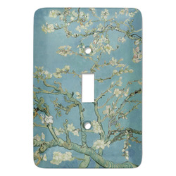 Apple Blossoms (Van Gogh) Light Switch Covers - Multiple Toggle Options Available