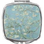 Almond Blossoms (Van Gogh) Compact Makeup Mirror