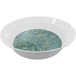 Apple Blossoms (Van Gogh) Melamine Bowl