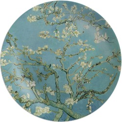 Apple Blossoms (Van Gogh) Melamine Plate