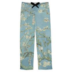 Almond Blossoms (Van Gogh) Mens Pajama Pants