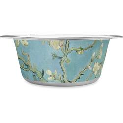 Apple Blossoms (Van Gogh) Stainless Steel Pet Bowl