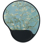 Almond Blossoms (Van Gogh) Mouse Pad with Wrist Support