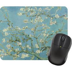 Almond Blossoms (Van Gogh) Rectangular Mouse Pad