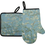 Almond Blossoms (Van Gogh) Oven Mitt & Pot Holder