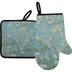Apple Blossoms (Van Gogh) Oven Mitt & Pot Holder