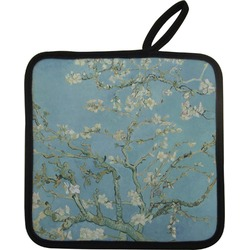 Apple Blossoms (Van Gogh) Pot Holder