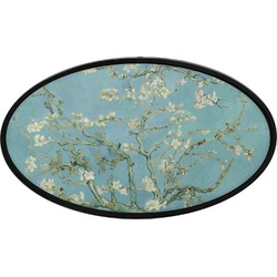 Apple Blossoms (Van Gogh) Oval Trailer Hitch Cover