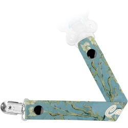 Almond Blossoms (Van Gogh) Pacifier Clips