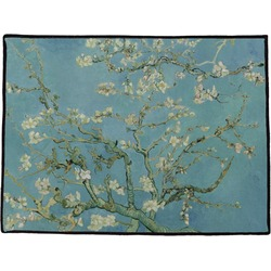 Apple Blossoms (Van Gogh) Door Mat