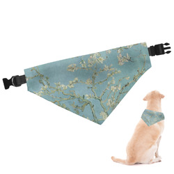 Apple Blossoms (Van Gogh) Dog Bandana - Large