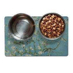 Apple Blossoms (Van Gogh) Pet Bowl Mat